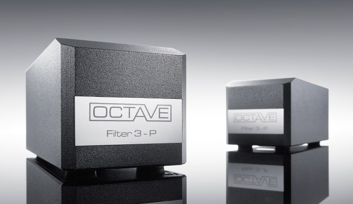 OCTAVE 3-P digital filter available from the 12th of June